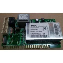 546103600  Электронный модуль  для стиральной машины Ardo