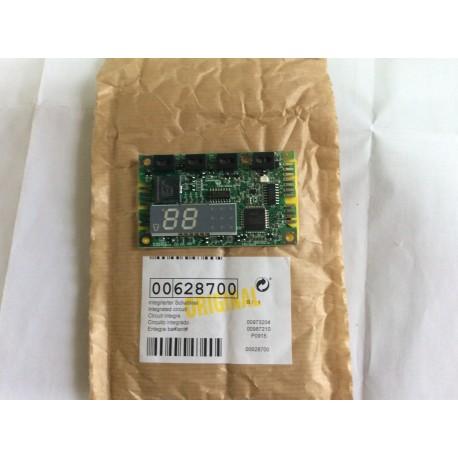 628700 Таймер PCB TIMER 6F 4 BURNERS   Bosch/Siemens