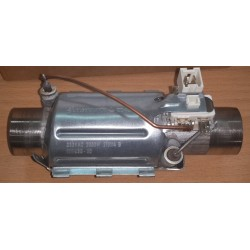 50297618006 ТЭН 2000W-230v, на ПММ (L.145mm, D.32mm, проточный), ОРИГМНАЛ
